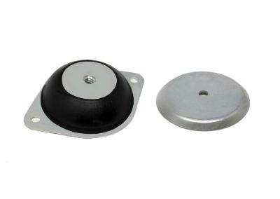 Zoccoli antivibranti per piccole e medie apparecchiature
